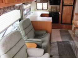 Fifth wheel 2006 cardinal 29rkle for Sofa bed 91762